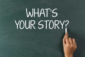 Tell your story in your college admissions application