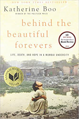 Book Behind the Beautiful Forevers
