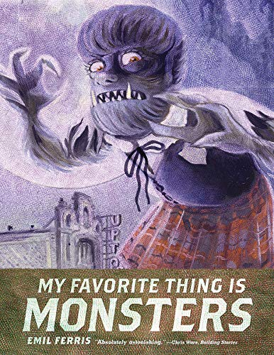 Book My Favorite Thing is Monsters