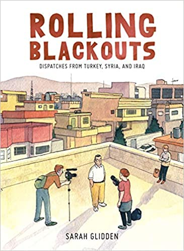 Book Rolling Blackouts