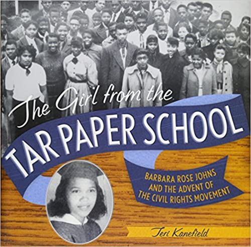 Book The Girl From the Tar Paper School