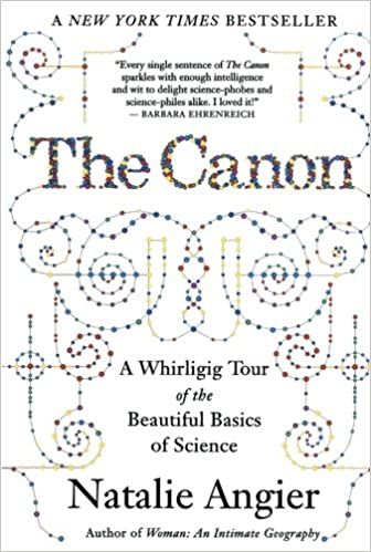 Book The Canon: A Whirligig Tour of the Beautiful Basics of Science