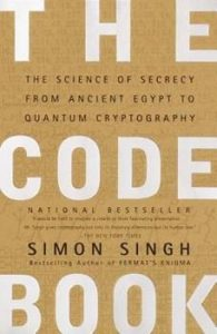 Book The Code Book: The Science of Secrecy from Ancient Egypt to Quantum Cryptography
