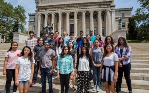 Columbia Pre-College - summer & extracurricular activities for college