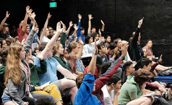 California State Summer School for Arts (CSSSA) - summer & extracurricular activities for college