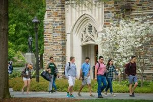Duke University Pre-College - summer & extracurricular activities for college