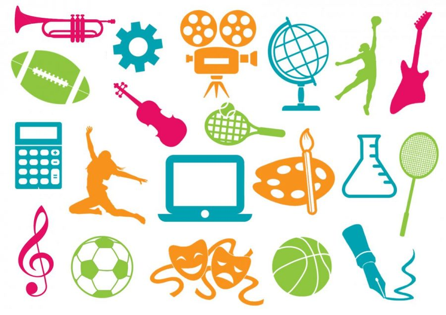 Blue Stars summer & extracurricular activities for college