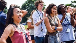 Notre Dame Pre-College - summer & extracurricular activities for college