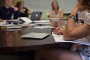 Sewanee Young Writers' Conference - summer & extracurricular activities for college